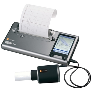 MicroLab Spirometer - The future of portable spirometry